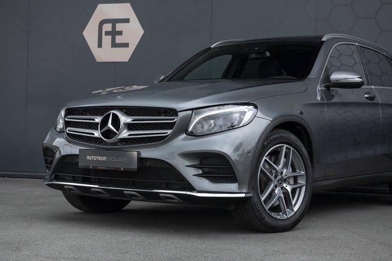 Mercedes-Benz GLC 350d AMG 4MATIC Premium Plus GLC Apple CarPlay + Verwarmde stoelen + Elektrische trekhaak + Panorama Dak afbeelding 9