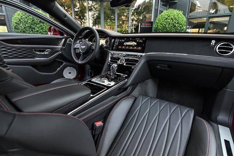 Bentley Flying Spur V8 MULLINER+CARBON+NAIM+4WSTURING+BLACKLIN afbeelding 3