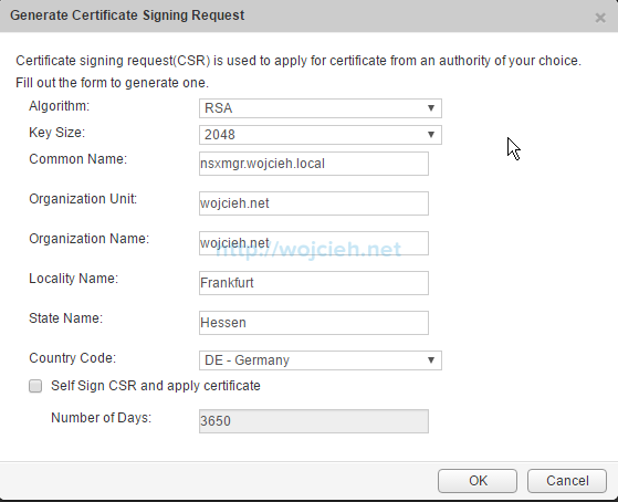 How to replace NSX Manager SSL Certificate - 3