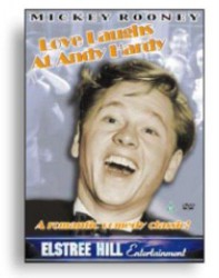 cover Love Laughs at Andy Hardy