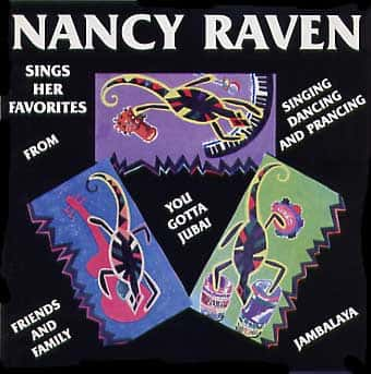 Nancy Raven Sings Her Favorites