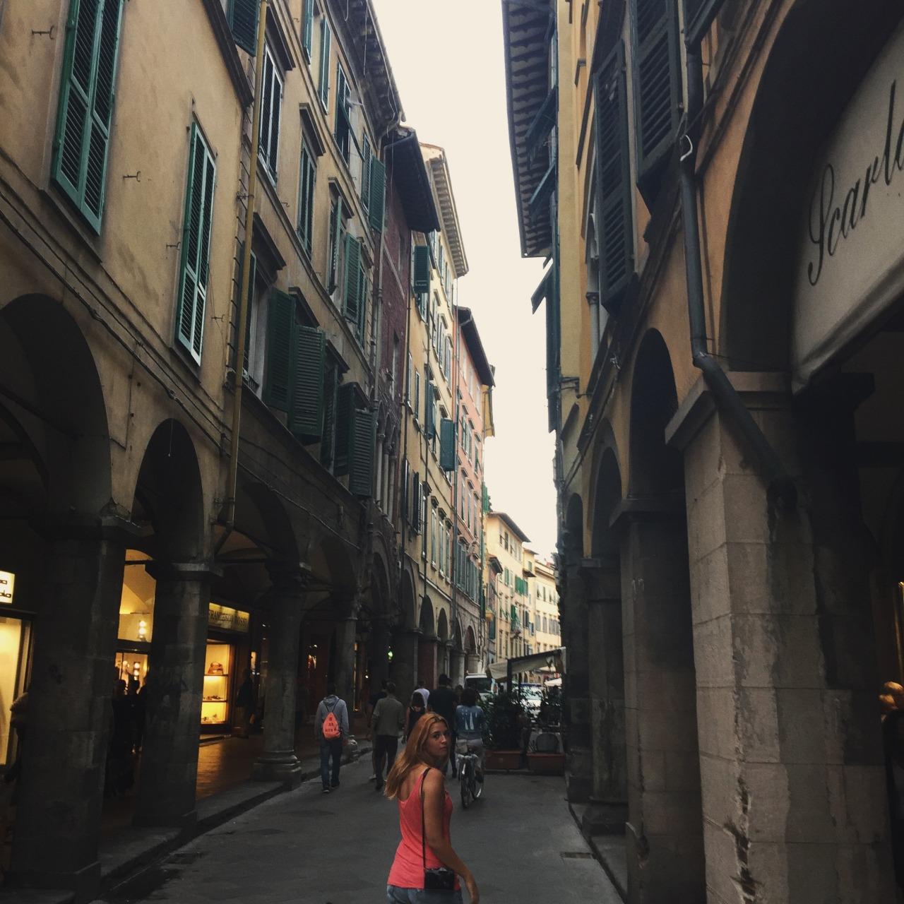 Day 17: Rome - Piza