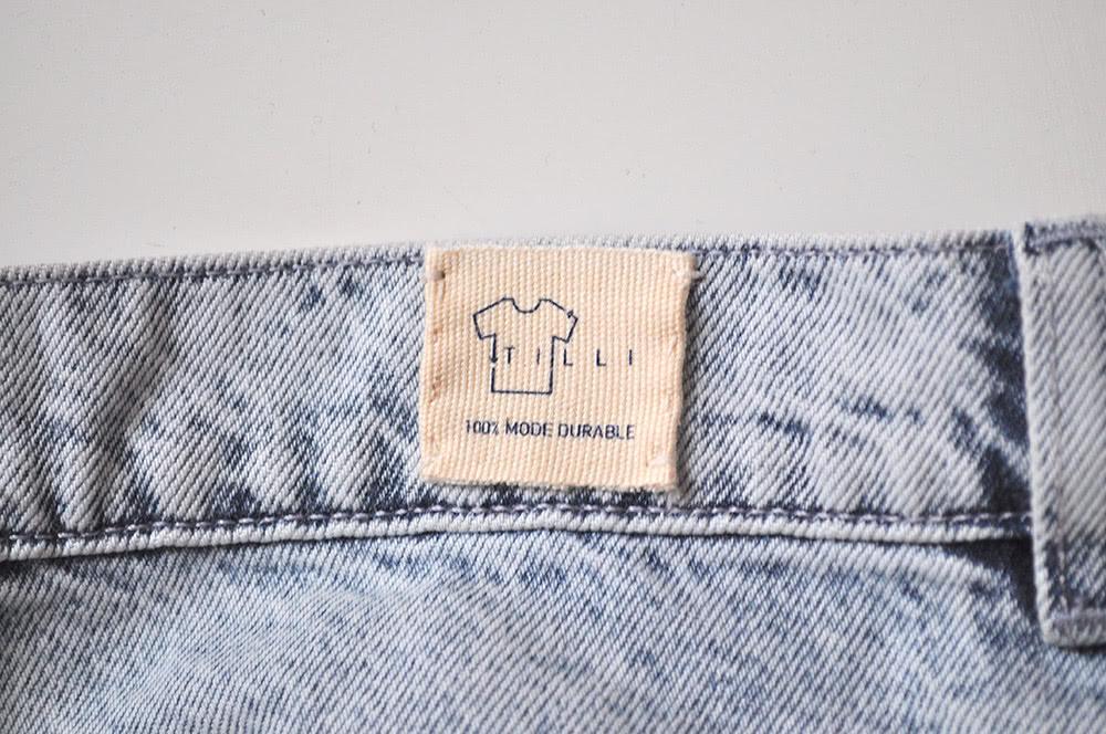 Retouche jeans