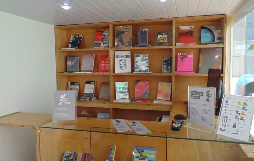 Café e Livraria - SESC Pompéia - São Paulo, SP