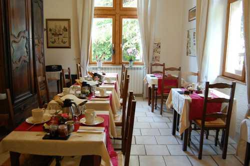 Bed & breakfast au Château de Morey