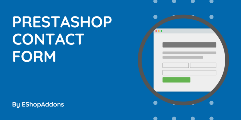 How to Use PrestaShop Contact Form Feature