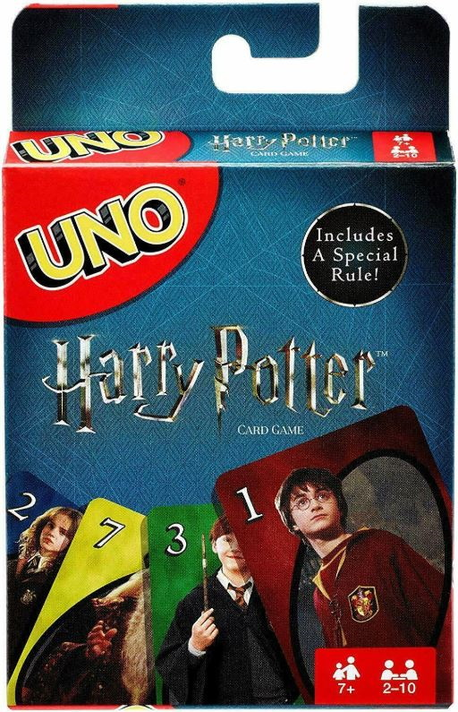 Harry Potter Uno (2018)