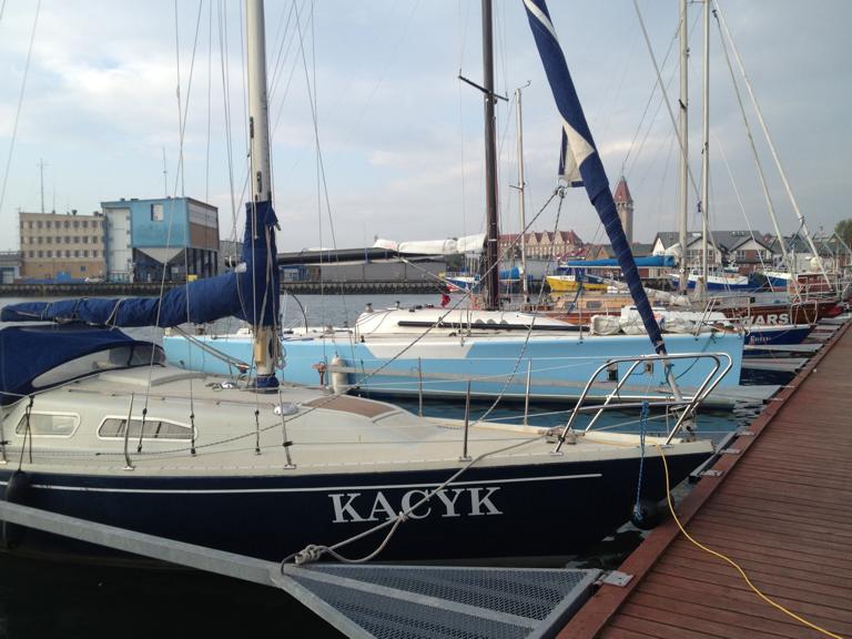 S/Y Kacyk