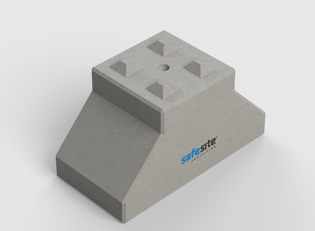 Concrete Lego Brick LG11