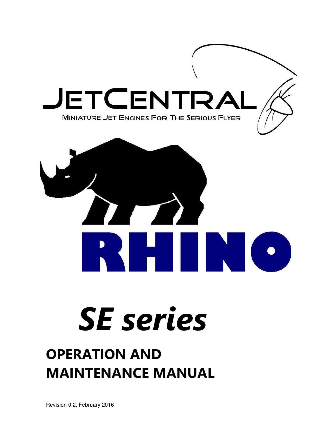 Rhino 200 SE Series