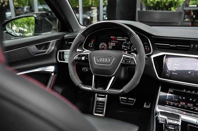 Audi RS6 RS6R ABT LIMITED 1/125 (740 PK / 920 NM) NP.305K afbeelding 17