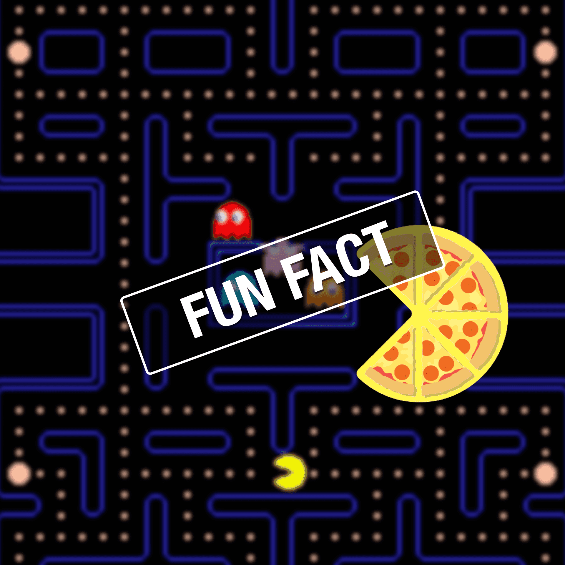 How Pac-Man was born?
