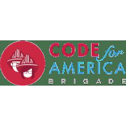 Code for America Brigade Website logo