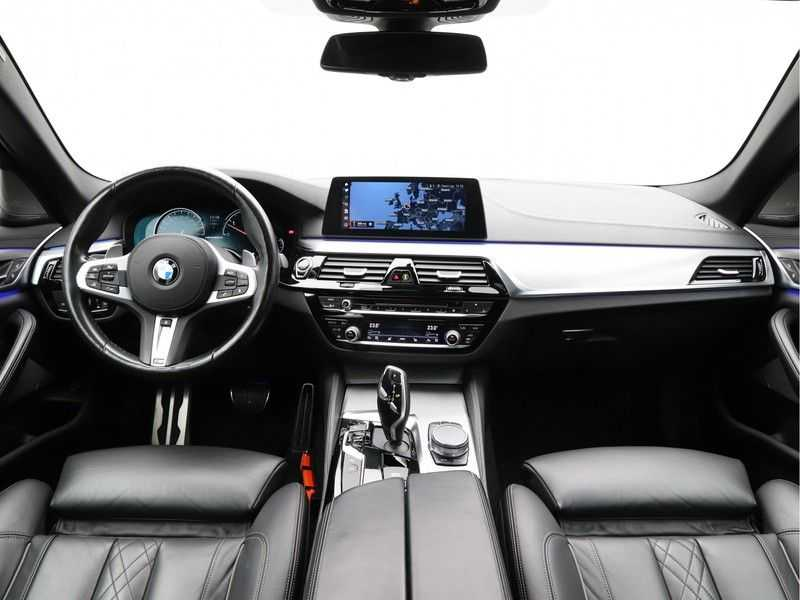 BMW 5 Serie M550d xDrive High Executive . afbeelding 14