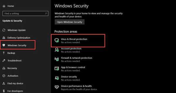 fix kernel security check by window defender