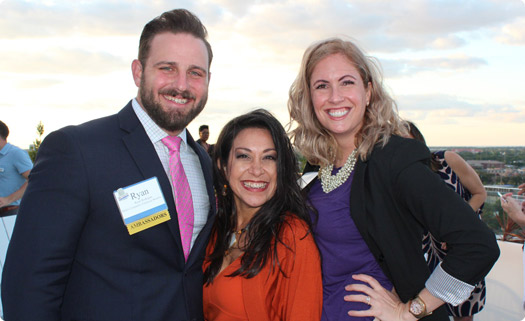 New Orleans Chamber of Commerce Event