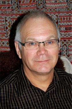 A portrait of Don Foulds