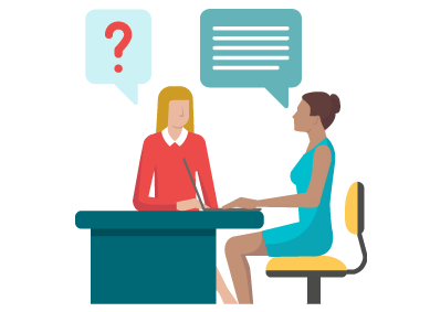 UX research method: one to one interviews