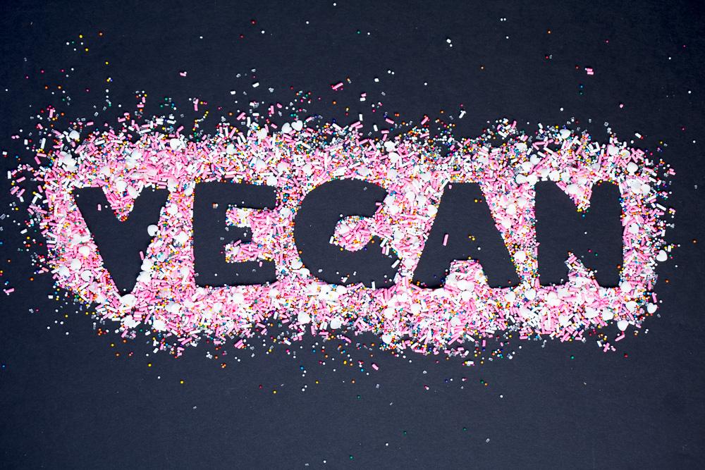 Sweets & Treats vegan circus cookie sprinkles