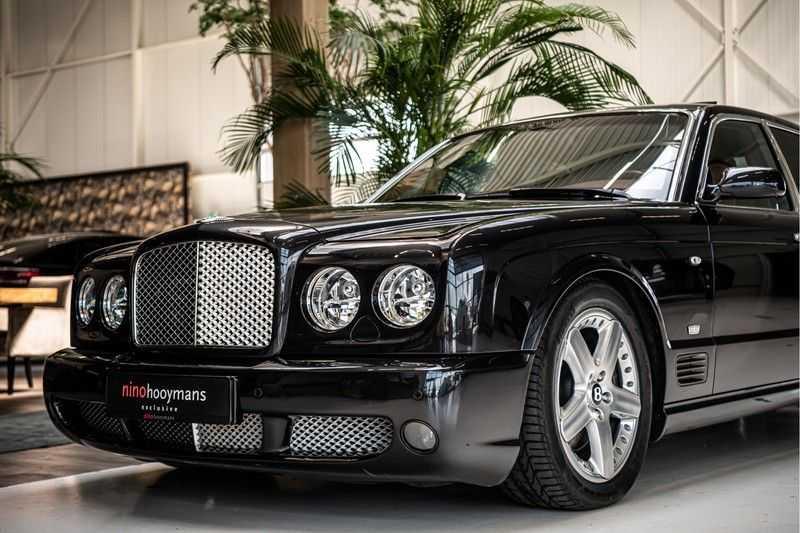 Bentley Arnage 6.8 V8 T (recent voor 20.000,- onderhouden) afbeelding 17