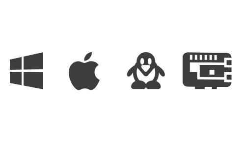 Gunbot works on Windows, Mac, Linux and Raspberry Pi.