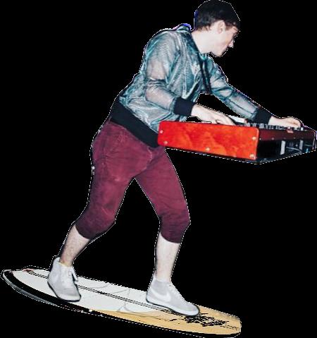 Surfing Joe