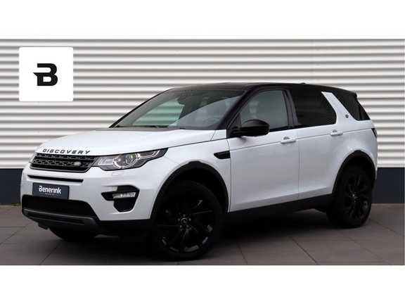 Land Rover Discovery Sport 2.0 Si4 4WD HSE Luxury Black Design Pack, Cold Climate Pack