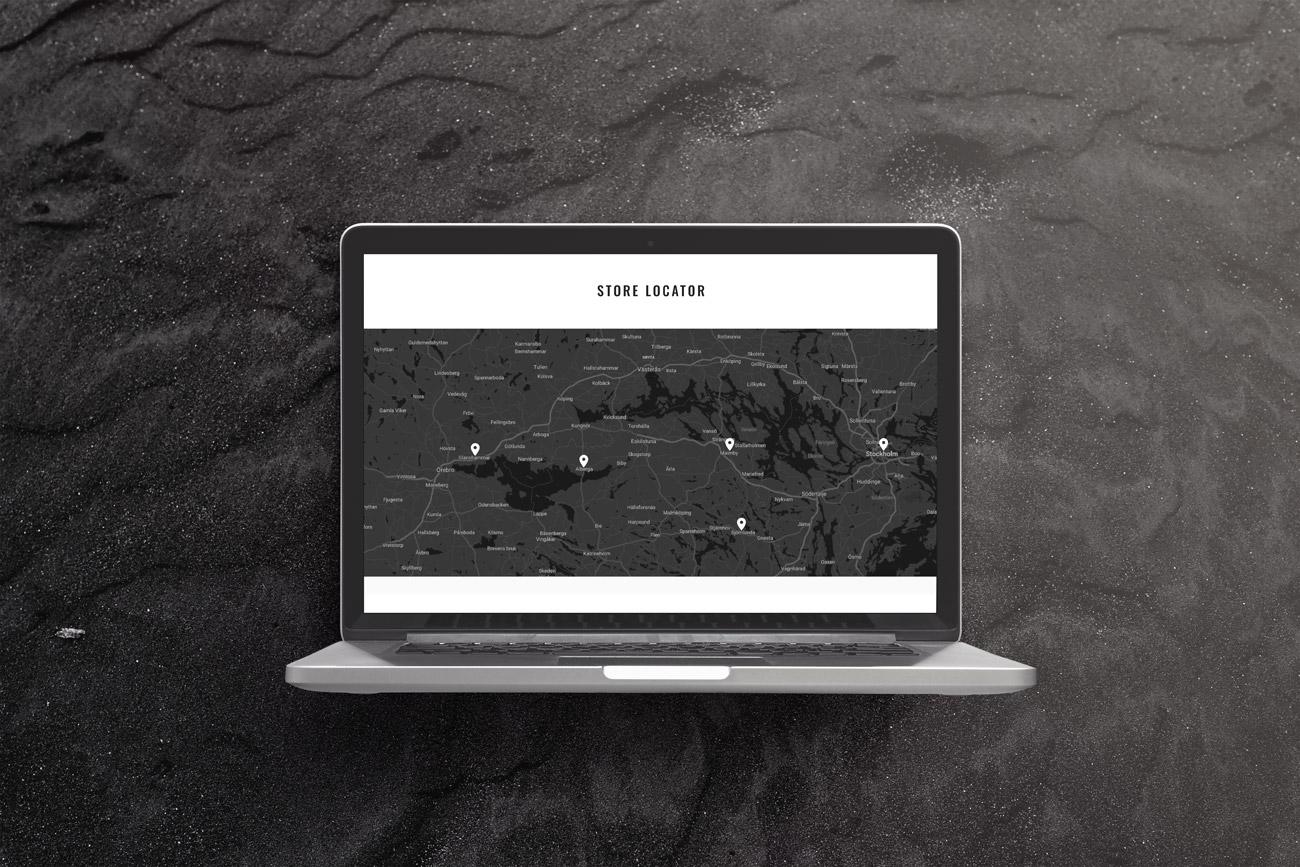 Santini Royal Case Study Landing Page Showcase