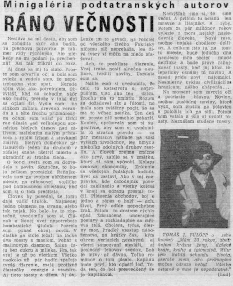 Podtatranské noviny, 19940317, str. 3, Poprad, Slovensko