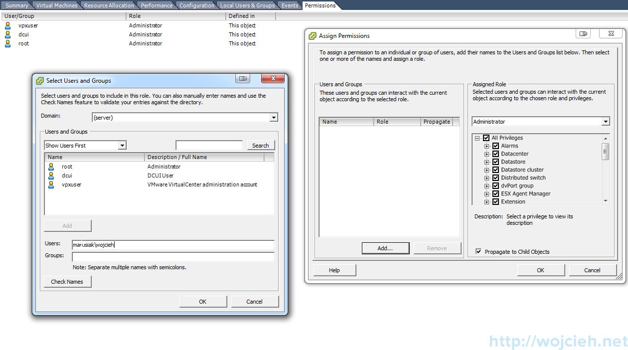 ESXi Active Directory Authentication 5