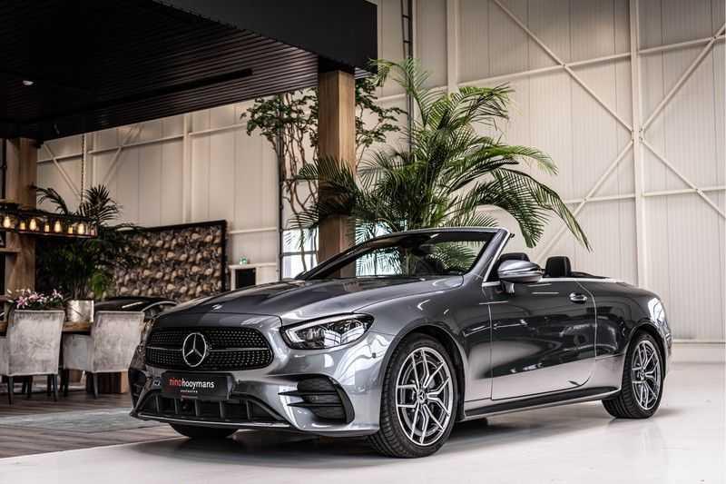Mercedes-Benz E-Klasse Cabrio 300 AMG   Nieuw Model!   Head-up Display   Memory   Drivers Package   afbeelding 2