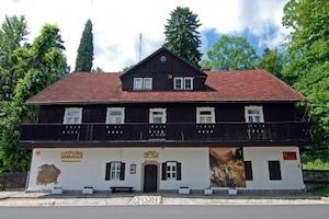 Atrakcja Dom Hauptmanów. Pod Smerkami - Szklarska Poręba   Domki, Pokoje, Nocleg