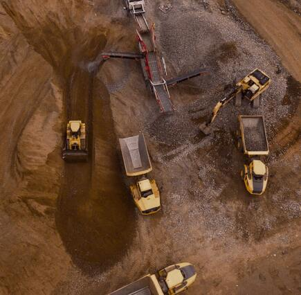 Drone services for Mining, Stockpile Management, Mine Monitoring
