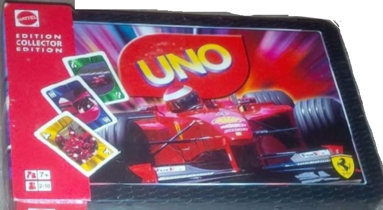 Ferrari Uno (Collector Edition)