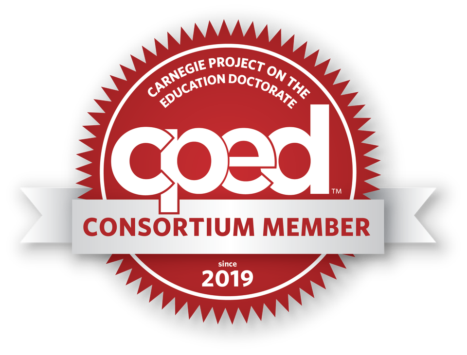 The Carnegie Project on the Education Doctorate (CPED) Consortium Member 2019