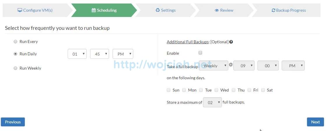 Vembu BDR Suite Review - 10