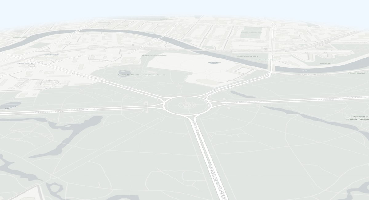 OSMBuildings basemap