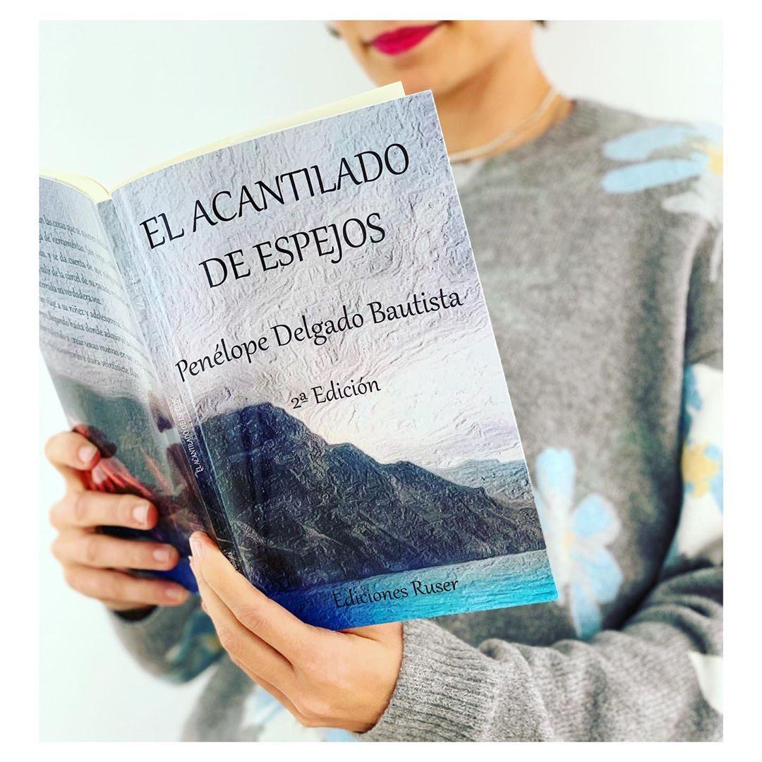 """Imagen de Reseña de """"El acantilado de espejos"""", de Penélope Delgado"""