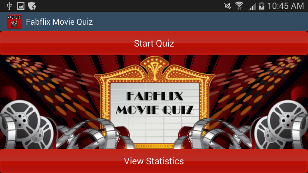 Fabflix Movie Quiz