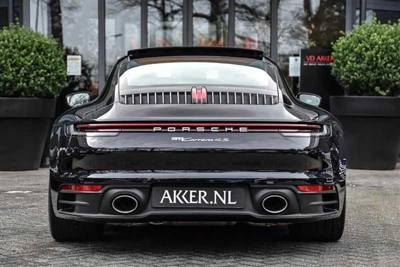 Porsche 911 4S SPORTDESIGN+4WSTURING+LIFT+BURMESTER NP.229K afbeelding 25