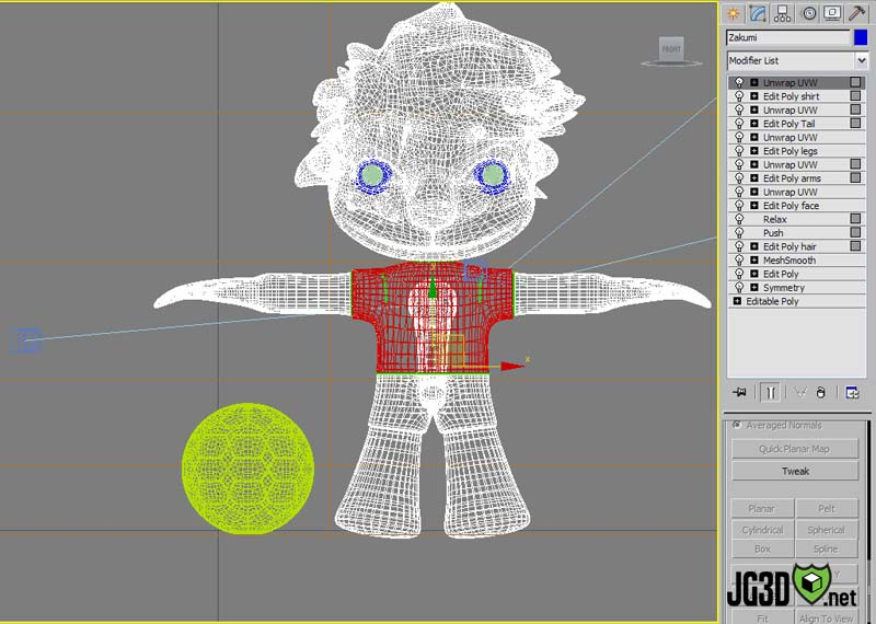 Image of 3D Characters