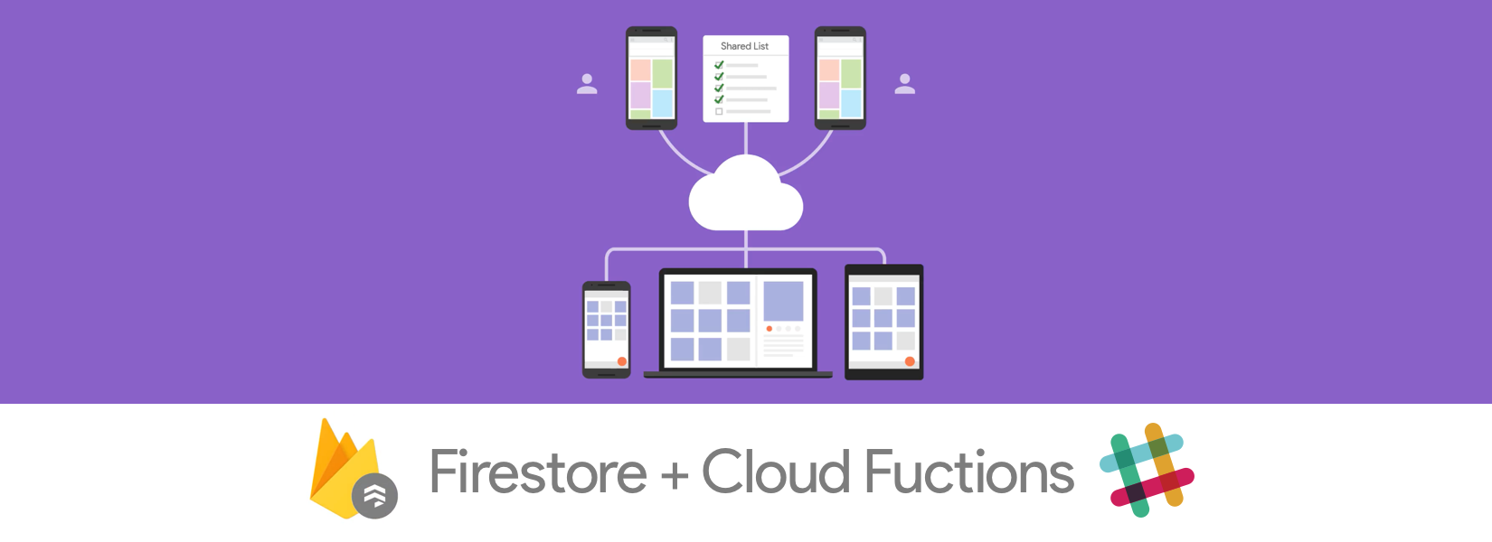 Here's how to send Slack notifications using Firebase Cloud Functions and FireStore