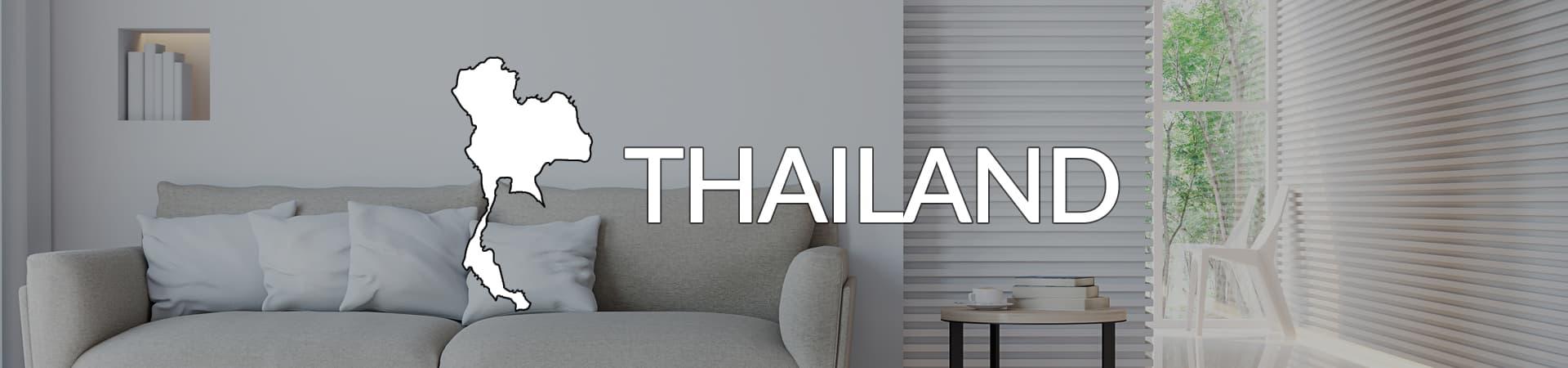 Housing in Thailand banner