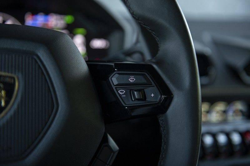 Lamborghini Huracan 5.2 V10 LP610-4 Blue Eye + Carbon Spoiler + LIFTING + Achteruitrijcamera afbeelding 18