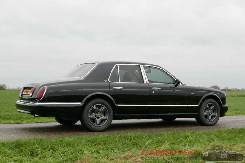 Bentley Arnage GREEN LABEL afbeelding 13
