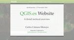 QGIS.es Website. A (brief) technical overview
