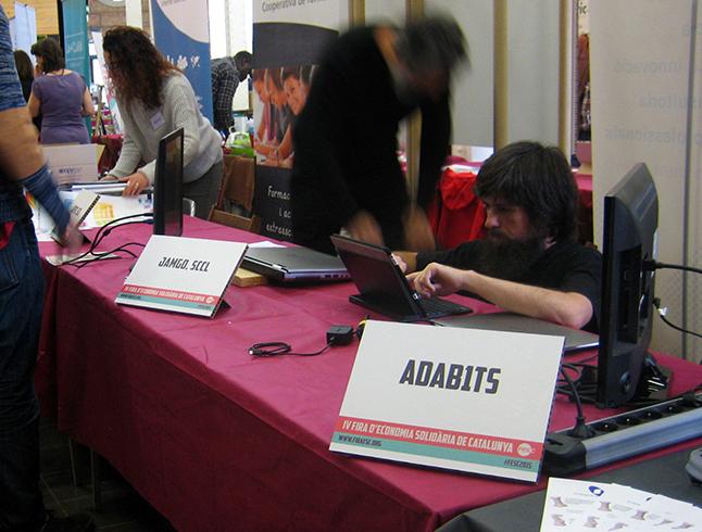 Muntatge stand Adab1ts