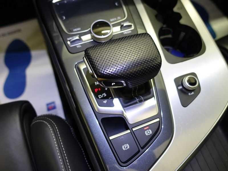 Audi Q7 3.0 TDI e-tron 374pk Quattro Sport S-line- Pano, Bose, Virtual Cockpit, Leer,  Full! afbeelding 12