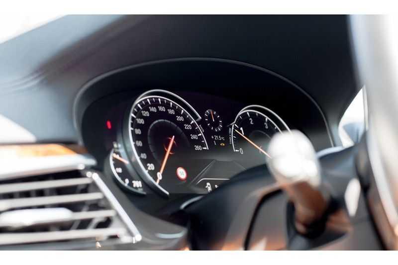 BMW 5 Serie 530d xDrive Luxury Line NW â¬100.000,- afbeelding 14