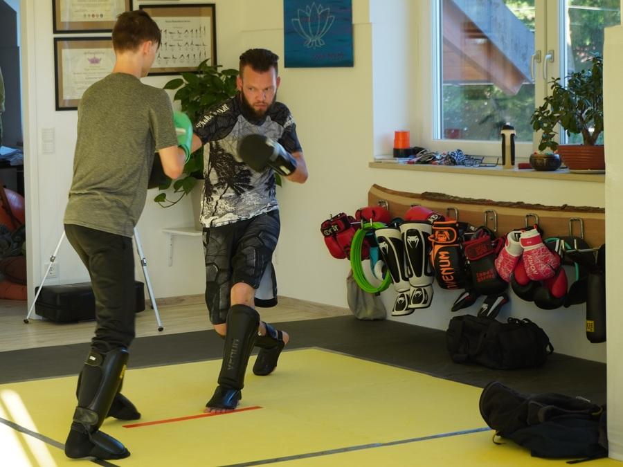 Mixed Martial Arts (MMA) für Jugendliche & Erwachse